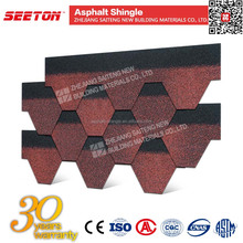 2016 Wholesale Shingle Roof Waterproof Asphalt Shingle