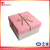Custom Paper Cardboard Cosmetic Packaging Fancy
