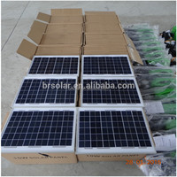 aluminum flexible transparent 10w 3d low price solar panel