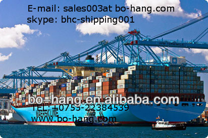 sea freight from hong kong to malaysia----skype:bhc-market1