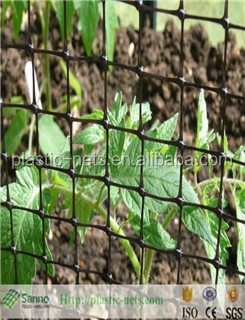 Customized hot sale extruded plastic garden tree guards fencing mesh /turf gird net