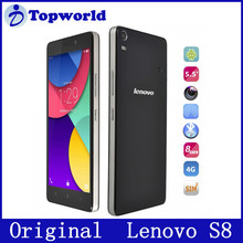 In stock!Original Lenovo A7600 S8 4G LTE Cell Phone MTK6752 64 Bit Android 5.0 5.5 Inch 1280X720 2GB RAM 8GB ROM 13.0MP