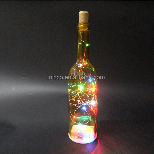 best christmas lights low voltage battery operated copper wire micro led mini string light chain