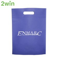 New Product Promotional Types Foldable Pretty Non Woven Shopping Bag