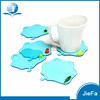 Transparent Plastic Mat Table Placemat Tea Cup Coaster