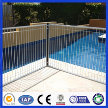 Metal Tube Temporary Swimming Pool Fence