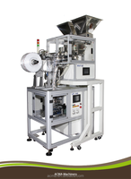 Taiwan ultrasonic speedy pyramid tea bag packing machine