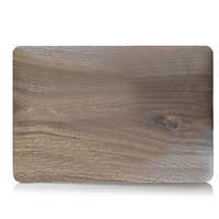 For Macbook Cover, Wooden Pattern Hard Case for Macbook Pro 13 inch