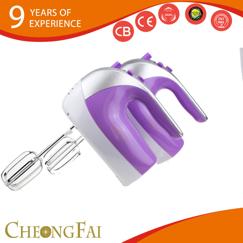 China new product Flat Beater CF-111 egg mixer
