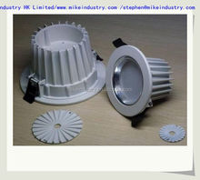 High quality Led light housing by Aluminum alloy die casting