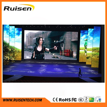 High Refresh Indoor P2.98 Rental LED Screen Die-Casting Aluminum Cabinet 500*500mm LED Panel for stage events P2.9 LED Display
