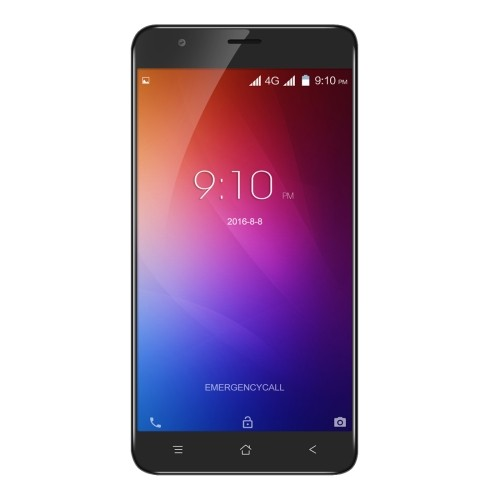 2017 Newest Blackview E7 16GB, Network: 4G,5.5 inch Android 6.0 MTK6737 Quad Core 1.3GHz, RAM: 1GB, Support GPS, Dual SIM(Grey)