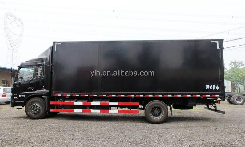 1 Ton Chipper Box Body : Dongfeng ton lorry for sale in malaysia body box