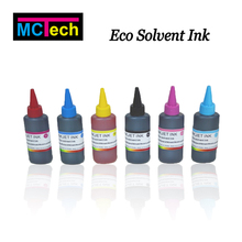 8 Color Eco Solvent Ink For Balloons Printing Ink