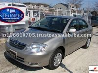 2002 Used Cars TOYOTA COROLLA X LTD NZE121