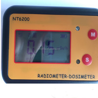 Portable Geiger Counter Radiation Detector Measuring