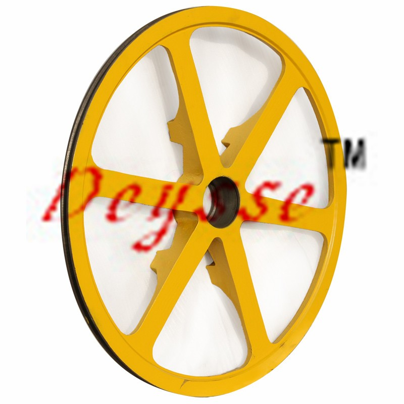 Toshiba Escalator Handrail friction wheel