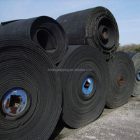 EP/nylon old conveyor belt scrap/used conveyer belt with cheap price