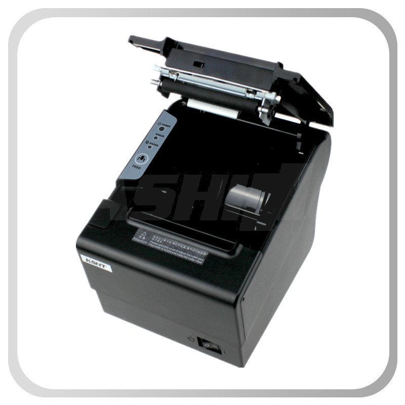 80mm POS Thermal Receipt Bill Printer for restaurant kitchen