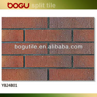 60x240mm kiln shade klinker fire brick