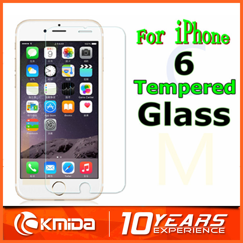 best quality tempered glass screen protector for iphone6