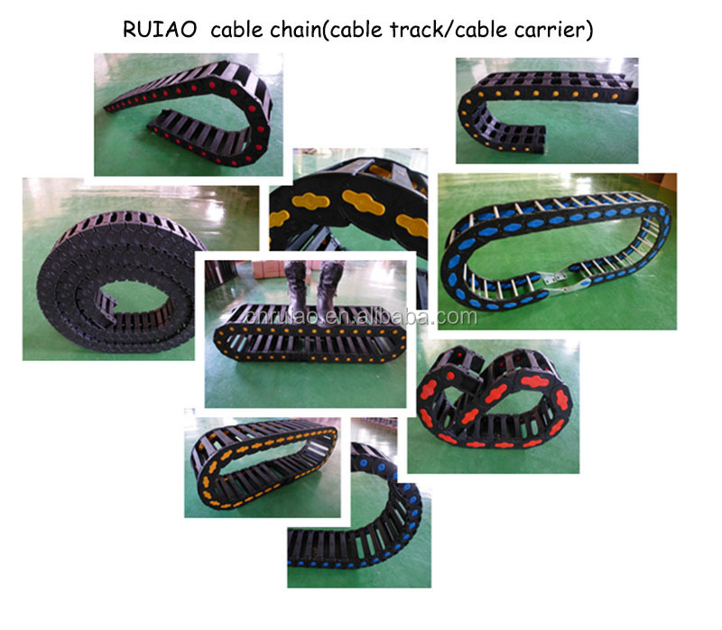 RUIAO best choice high chip conveyor for CNC