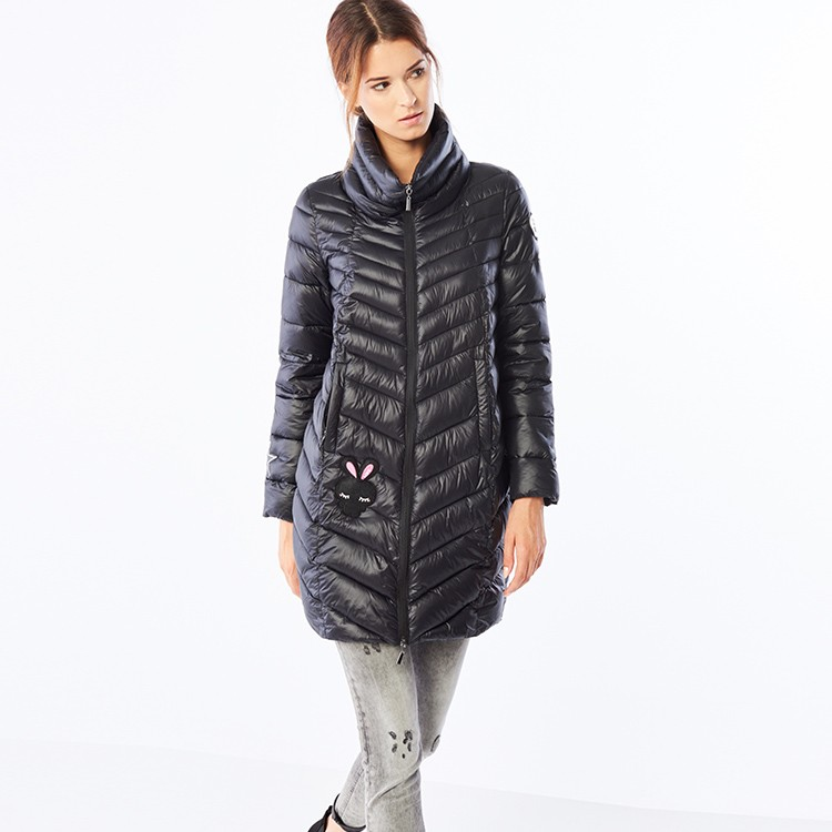 Hot selling cheap custom warm fashion winter coat
