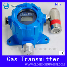 TGas-1031-NH3 Portable semiconductor gas sensor gas detector solenoid valve For CO2/NH3/SO2/CO/O2