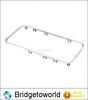 For iPhone 4 Digitizer Touch Screen Middle Bezel Frame for iPhone 4 4S with Glue Sticker