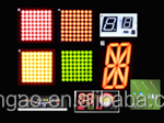 Taxi top display /high end Custom 7 segment led display