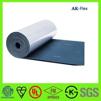 Best Selling Class 1 AK-Flex Adhesive Backed NBR rubber Foam Insulation Sheet