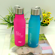 wholesale alibaba joyshaker school water bottle plain plastic water bottles