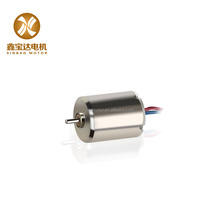 3v dc coreless electric toothbrush motor for Robotics and Automation 10*12mm