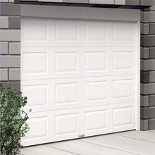 European Standard Lightweight Garage Door With 40/50mm PU Panel