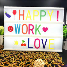 Best selling items bar indoor decoration lights banner marquee vintage led letters light box balloon sign outdoor gold supplier