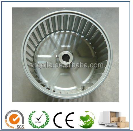 fan wheel impeller blower wheel