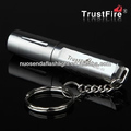 TrustFire MINI-03 Stainless Steel CREE XPG R5 200LM 3-Mode Memory LED Flashlight(1x10440/1xAAA)