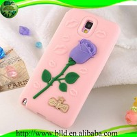 Colorful Soft Gel Flexible Silicone Skin Case cover for Samsung note 3