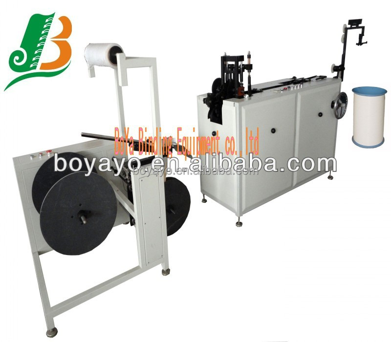 Promote !!! Twin Ring Wire,Wire-o Forming Machine