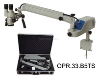 1.9x-17.8x Portable ENT Operating Microscope OPR.33.B5TS