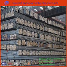 HRB 400 Deformed Steel Bar/ Reinforced Concrete Iron Rods For Construction and Building From Tangshan Manufacture, Heibe, China.