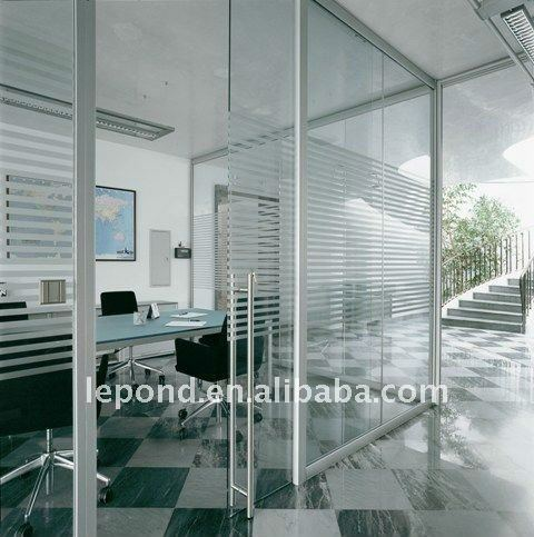 glass bedroom doors