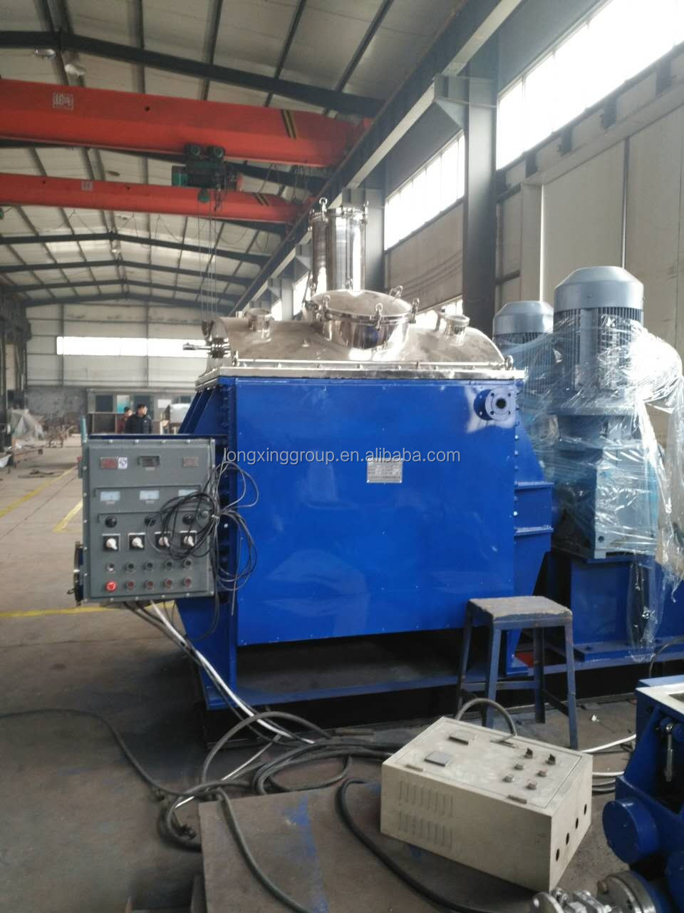 Clay kneading machine/Clay mixing kneader/Sigma mixer