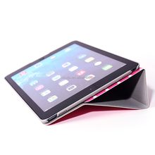 UV sublimation carton print procase leather stand folio case cover for ipad 9.7