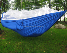 Hot Sale Parachute Fabric 2 Person Camping Hanging Tent With Anti Mosquito Net,CZD-006 2 Person Camping Swing Chair