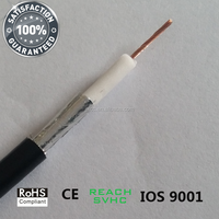 RG 58 RF58 r g59 coaxial58 RJ 5 9 6 11 High quality best price RG59 cable 75ohm/50ohm coaxial cable for cctv camera cable