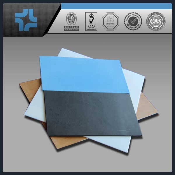 blue glass filled Teflon Sheet