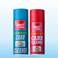 Red and green packaing auto carb cleaner450ml top sale