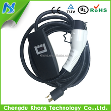 EV Charger type 2/ Charge cable mode 2/EU electric car charger-AC evse level 2 ev charger