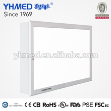 Professional viewing and diagnosing medical film viewer x-ray film light box